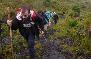 2 Days Gorilla Excursion & Mount Hiking