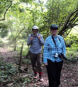 Rwanda Forest Walks