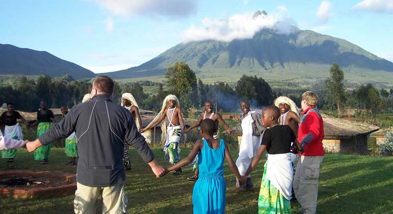 Image result for tourist in rwanda taking picture